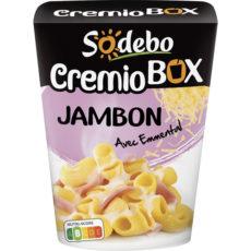 CremioBox -  Jambon avec Emmental