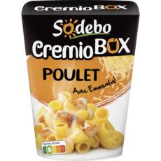 CremioBox - Poulet avec Emmental