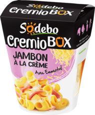 CremioBox - Jambon à la crème