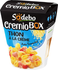 CremioBox - Thon à la crème