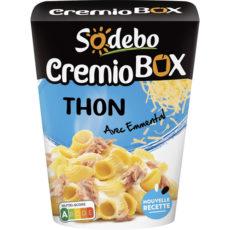 CremioBox - Thon  avec Emmental
