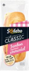 Sandwich Le Classic - Jambon supérieur Emmental