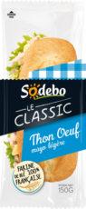 Sandwich Le Classic  - Thon Oeuf Mayo légère