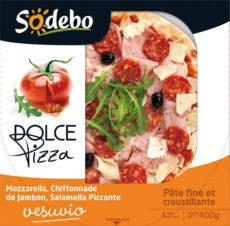 Dolce Pizza - Vesuvio