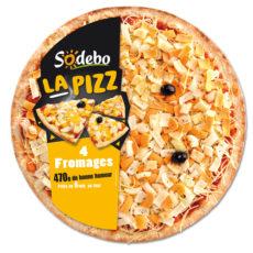 La Pizz - 4 fromages