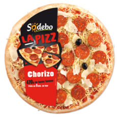 La Pizz - Chorizo