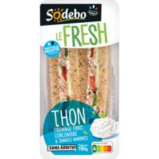 LE FRESH - Thon Fromage frais