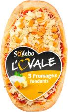 L'Ovale - 3 fromages fondants