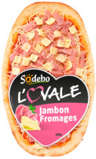 L'Ovale - Jambon Fromages