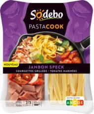 PastaCook - Jambon speck