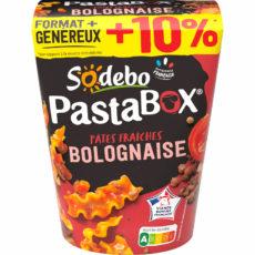 PastaBox - Pâtes fraîches Bolognaise