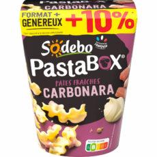 PastaBox - Pâtes fraîches Carbonara