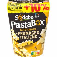 PastaBox - Pâtes fraîches Fromages italiens