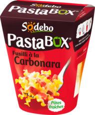 PastaBox - Fusilli à la Carbonara