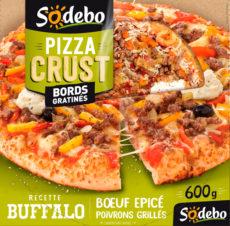 Pizza Crust - Buffalo