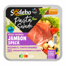 Pasta Salade - Jambon speck