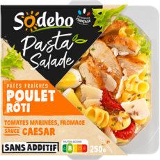 Pasta Salade - Poulet rôti Sauce Caesar