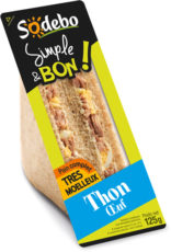Sandwich Simple & Bon ! Club - Thon Oeuf