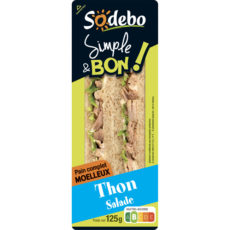 Sandwich Simple & Bon ! Club - Thon Salade