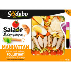 Salade & Compagnie - Manhattan