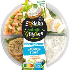 Salade Garden - Norvégienne