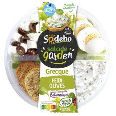 Salade Garden - Grecque