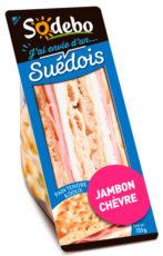 J'ai envie d'un Suédois - Jambon Chèvre