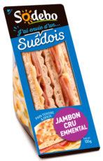 J'ai envie d'un Suédois - Jambon cru Emmental