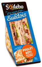 J'ai envie d'un Suédois - Poulet rôti Moutarde à l'ancienne