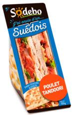 J'ai envie d'un Suédois - Poulet tandoori