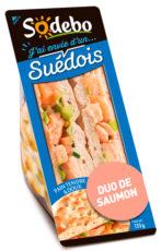 J'ai envie d'un Suédois - Duo de saumon