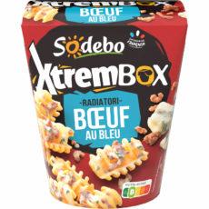 XtremBox - Boeuf au bleu