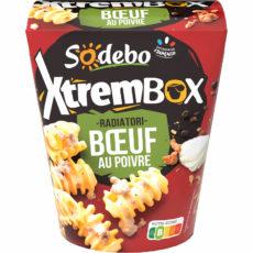 XtremBox - Radiatori  Bœuf Sauce au poivre