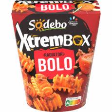 XtremBox - Radiatori Bolognaise
