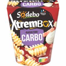 XtremBox - Radiatori Carbonara