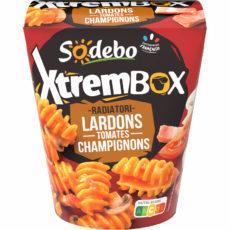 XtremBox - Lardons Tomates Champignons