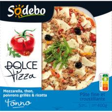 Dolce Pizza - Tonno
