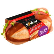 J'ai envie d'un bretzel - Bacon Emmental