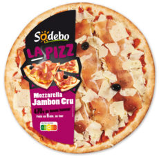 La Pizz - Mozzarella Jambon cru
