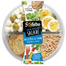Mon atelier salade - Rillettes de thon