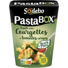 PastaBox - Fusilli aux Courgettes et Tomates cerises