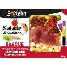 Salade & Compagnie - Basque