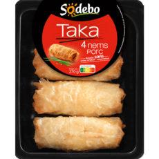 Taka - 4 Nems porc