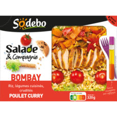 Salade & Compagnie - Bombay