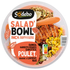 Salad'Bowl - Inca
