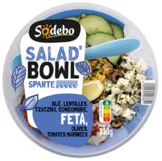 Salad'Bowl - Sparte