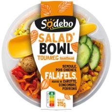 Salad'Bowl - Touareg