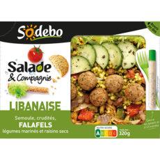 Salade & Compagnie - Libanaise