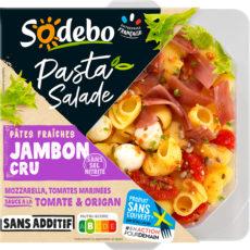 Pasta Salade - Jambon cru