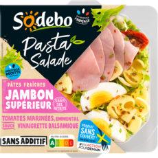 Pasta Salade - Jambon supérieur